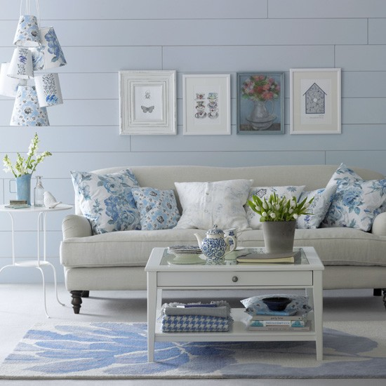 Casa decoracao decora o de s bado feminina e tranquila for Living room ideas b q