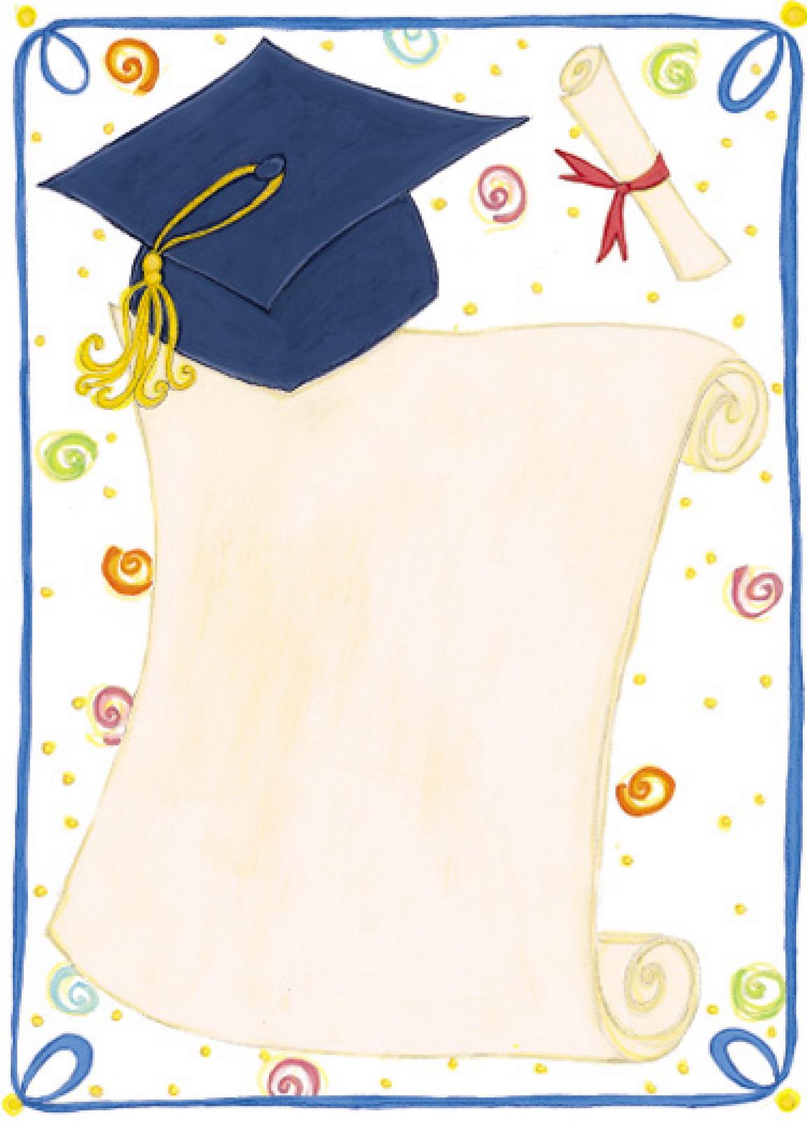 Fondos para fotos de graduación de preescolar - Imagui