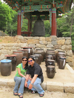 South Korea Incheon Yonggungsa Temple