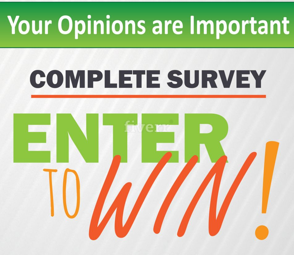 Take our Earth Day Survey