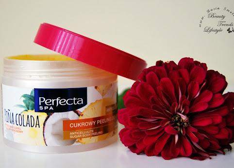 Peeling cukrowy do ciała, Perfecta - recenzja