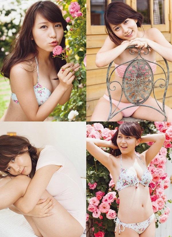 Ảnh gái đẹp HD diễn viên phim heo Miba Oba 2