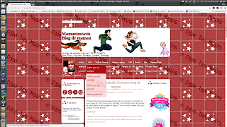 Design du blog pour Mamantestavis