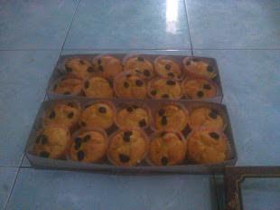 Resep Kue Muffin Tape Manis ala Bunda Anis Yustika, Resep Kue