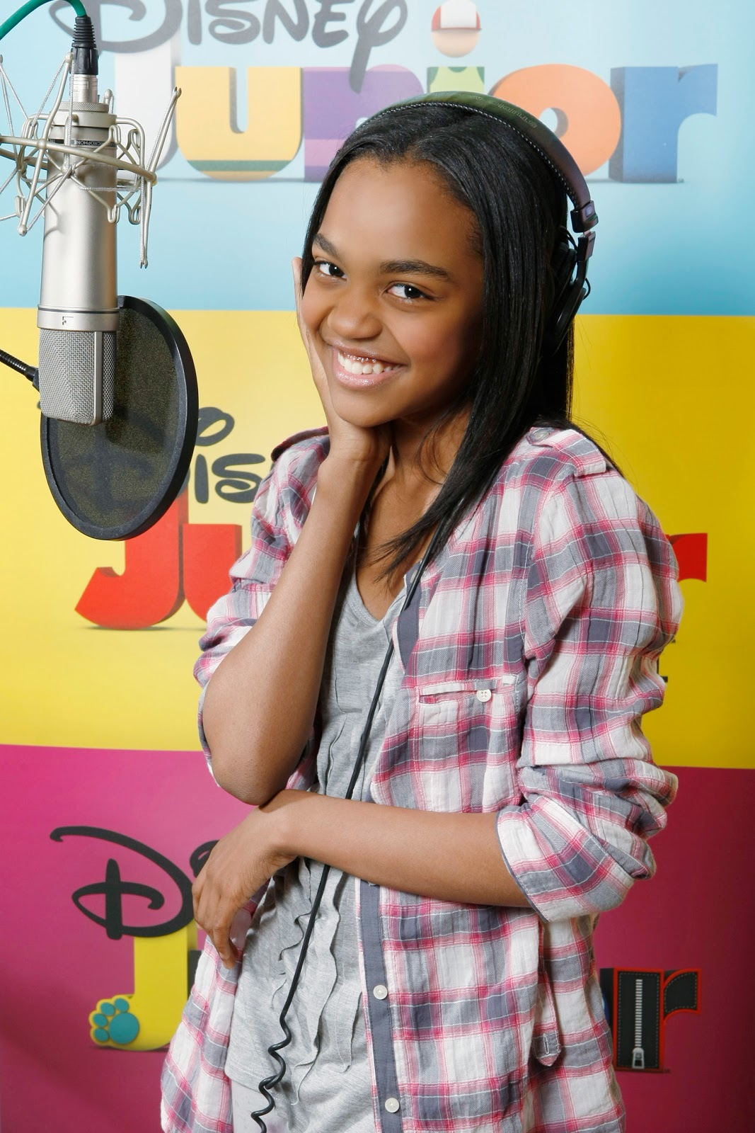 Disney sisters china anne mcclain sings doc mcstuffins theme song