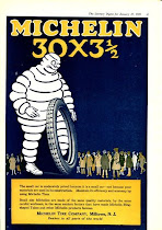 Vintage Michelin Ads