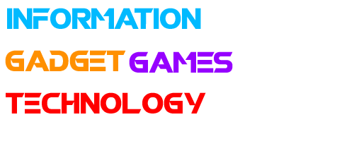 Technology, Game, Gadget, and Information