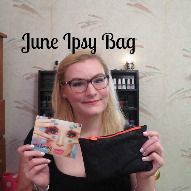 june ipsy, june subscription, ipsy bag, june ipsy 2015, ipsy too faced, ipsy nail polish, june ipsy face makes, surprise ipsy