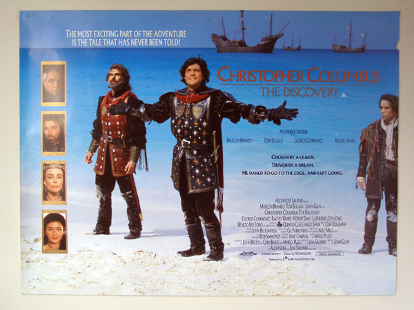 """Christopher Columbus: The Discovery"" (1992)"