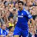 Barclays Premier League: Chelsea 2-0 Leicester City.