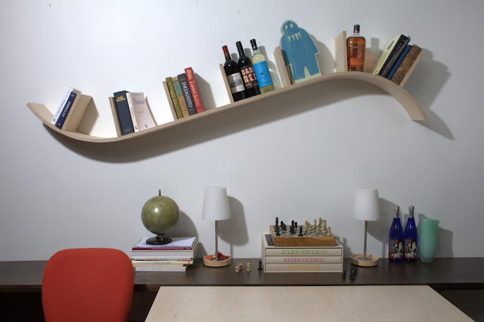 #1 Bookshelf Design Ideas