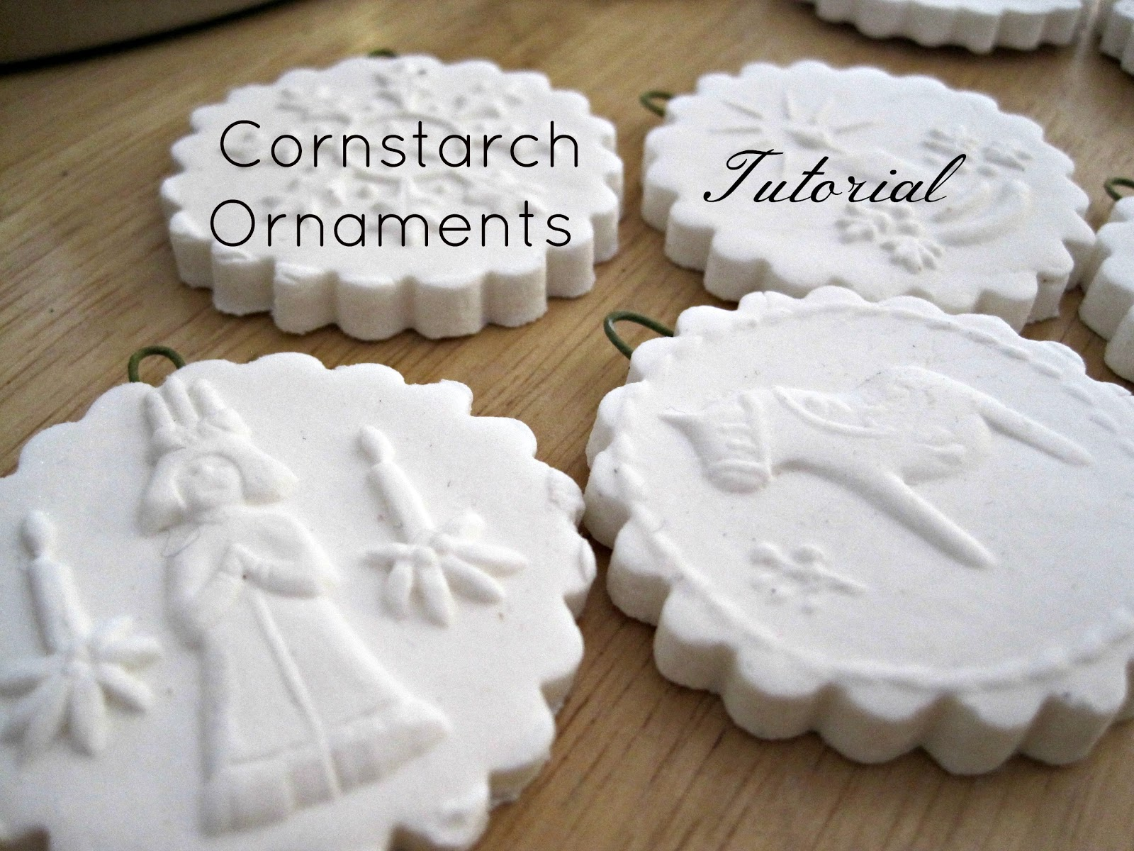 When My Mom Gave Me Her Swedish Cookie Stamps, I Started Brainstorming Ways  To Make Ornaments With Them I Began Researching Different Types Of  Preservable