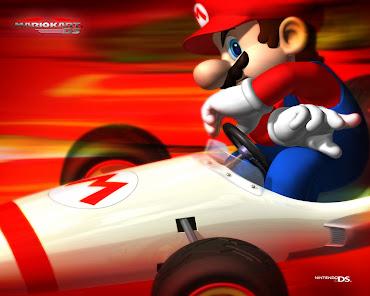 #44 Super Mario Wallpaper