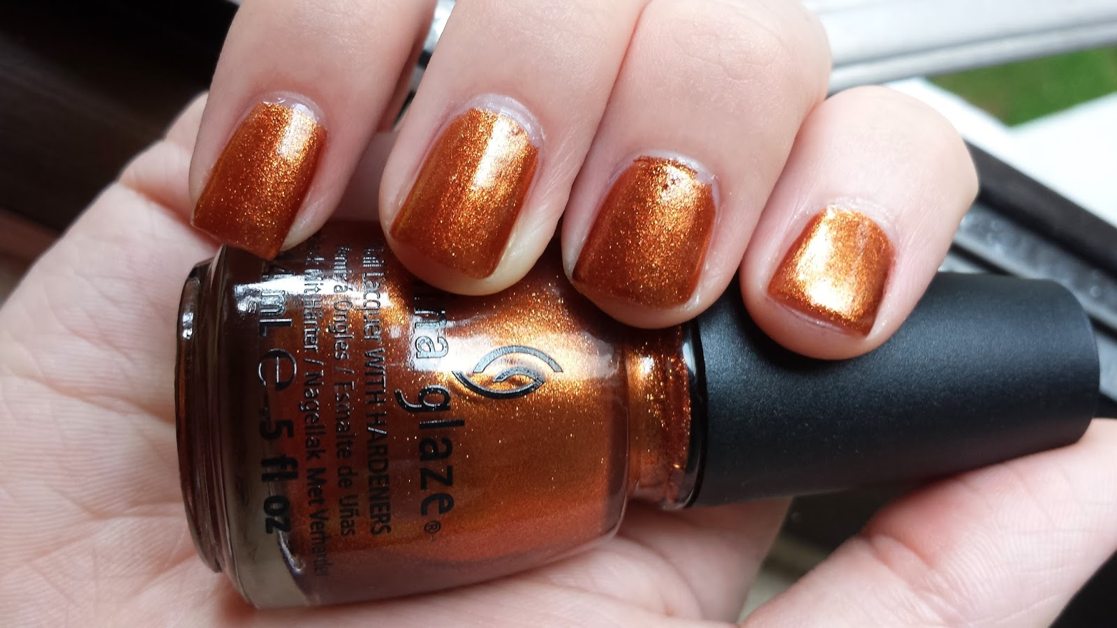 China Glaze - Harvest Moon