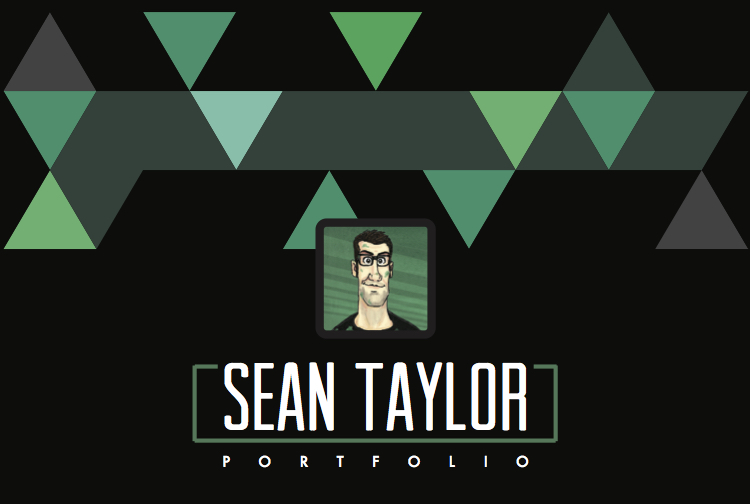 SEAN TAYLOR'S PORTFOLIO