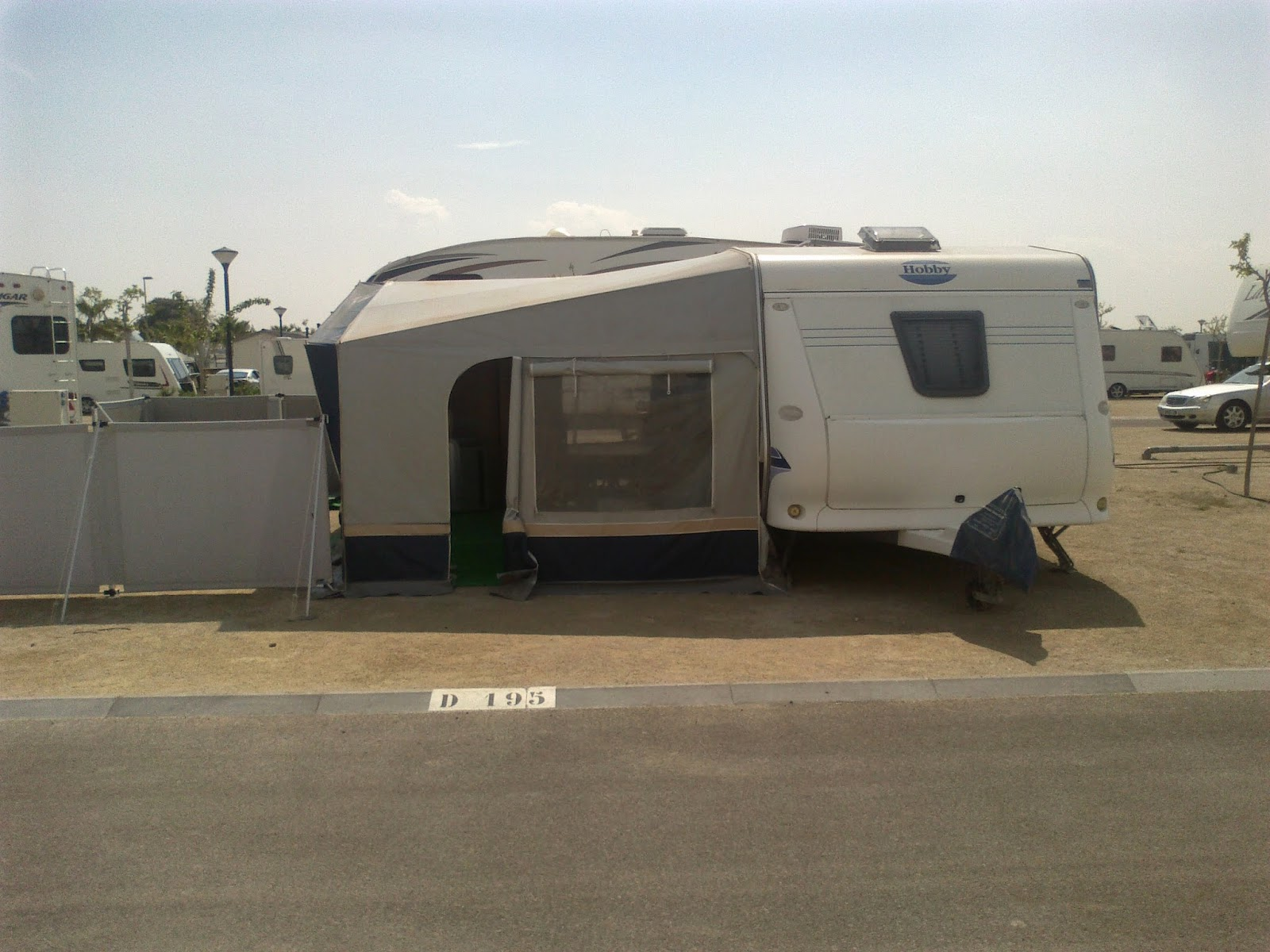 European caravan and boat transport and delivery