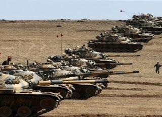 ΕΚΤΑΚΤΟ – Εισβολή στο Ιράκ από την Τουρκία - 4 τάγματα μπήκαν στην Μοσούλη