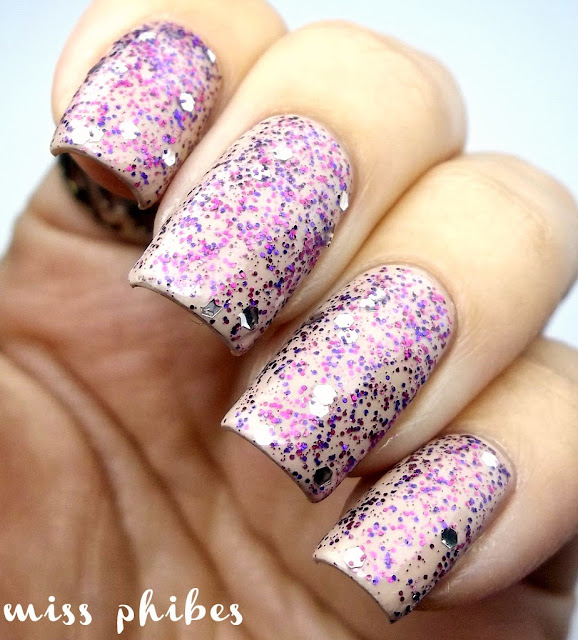 Avon Royal Bare + Glitters
