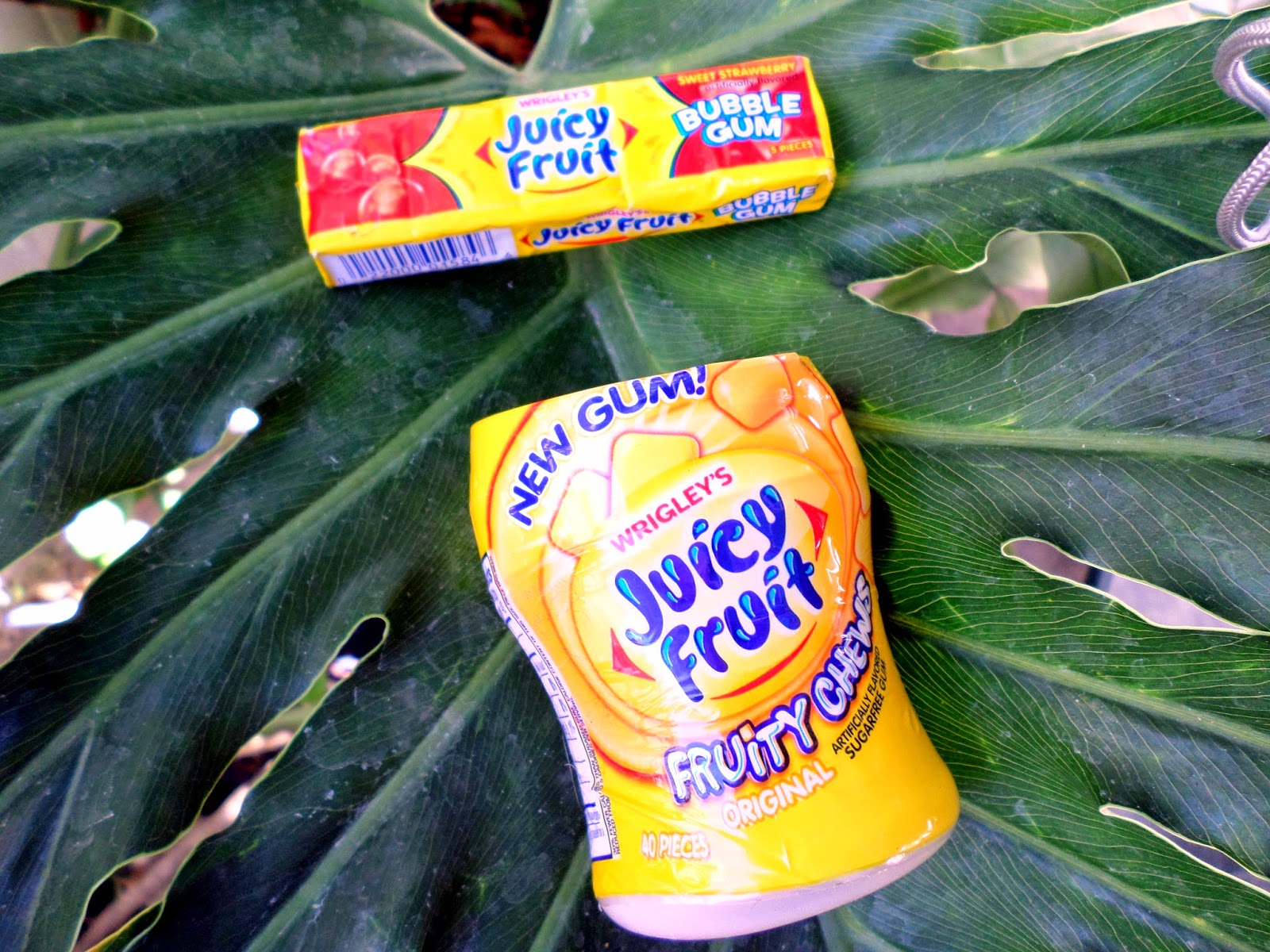 Summer Fun Juicy Fruit Gum #JuicyFruitFunSide #shop