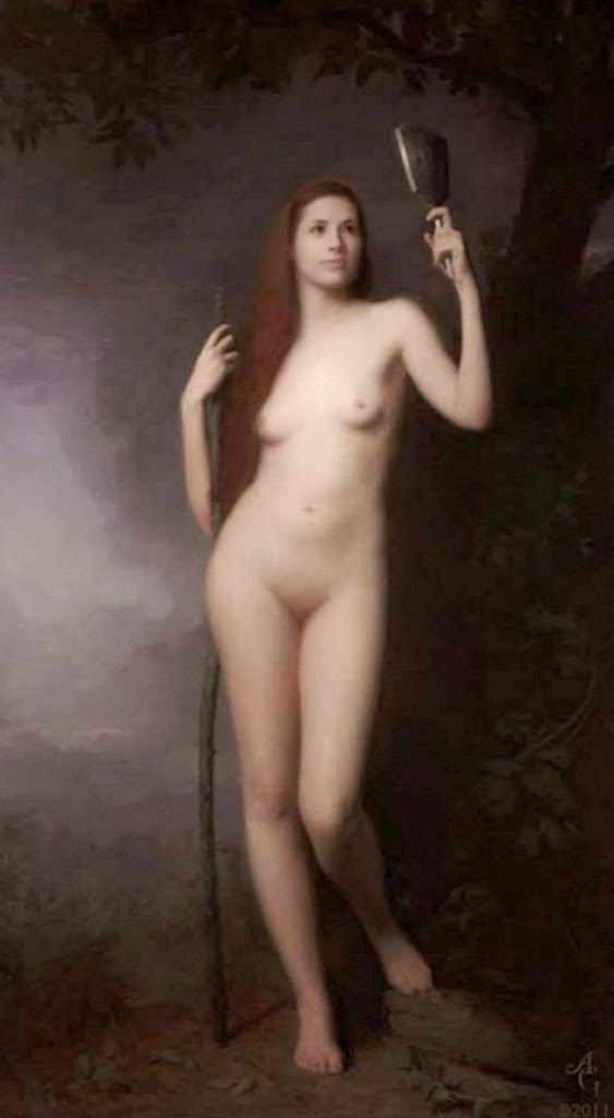 retrato-femenino-pintado-al-oleo