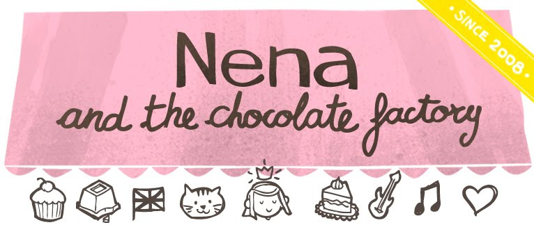nena and the chocolate factory