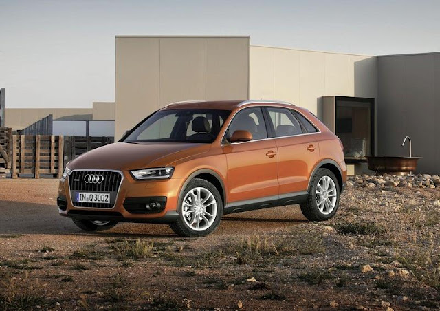 2012 Audi Q3,car pictures,audi cars,cars picture gallery