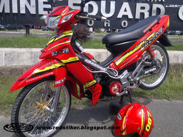 Motor Yamaha Fizr Drag