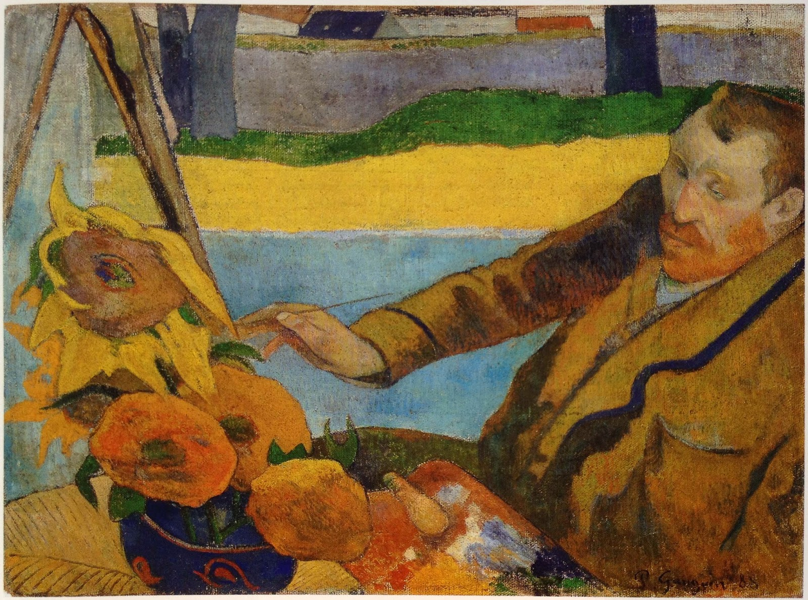 La Camera Da Letto Di Vincent Van Gogh – Tamcoin.info