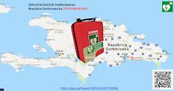 GEOLOCALIZACION Desfibriladores  Republica Dominicana