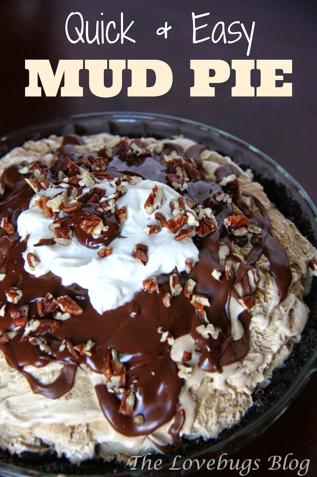 Quick & Easy Mud Pie Recipe