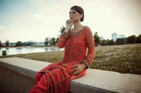 Sahil Eid Dress Collection 2014