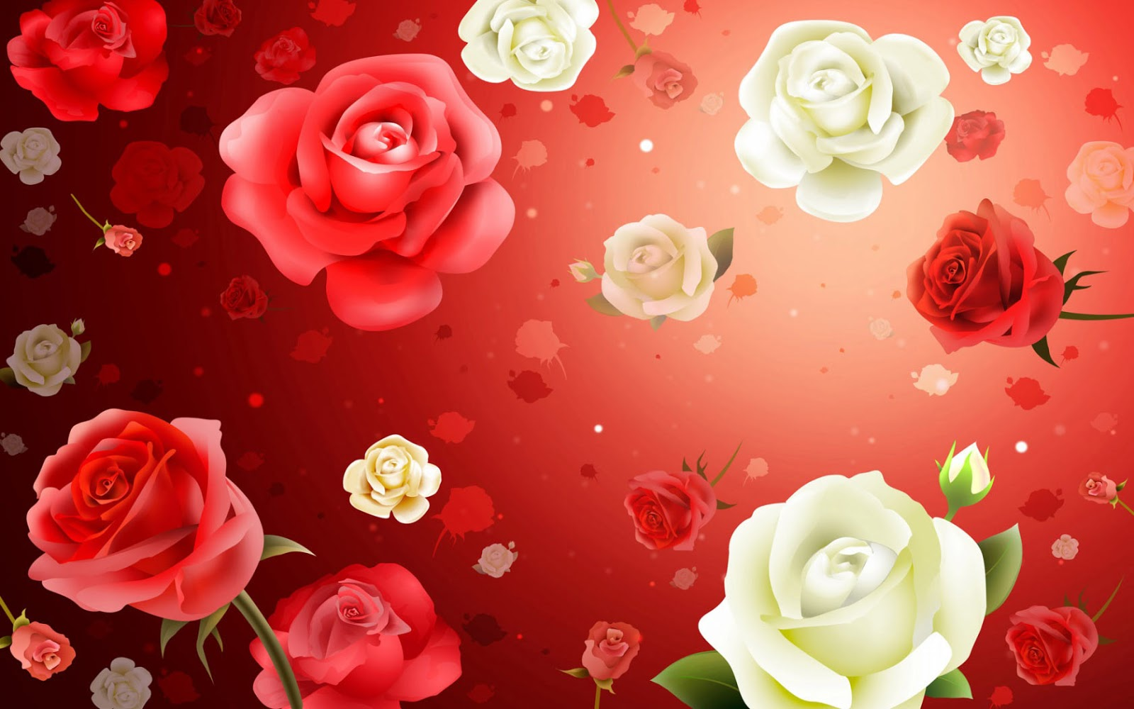 wallpaper flowers rose