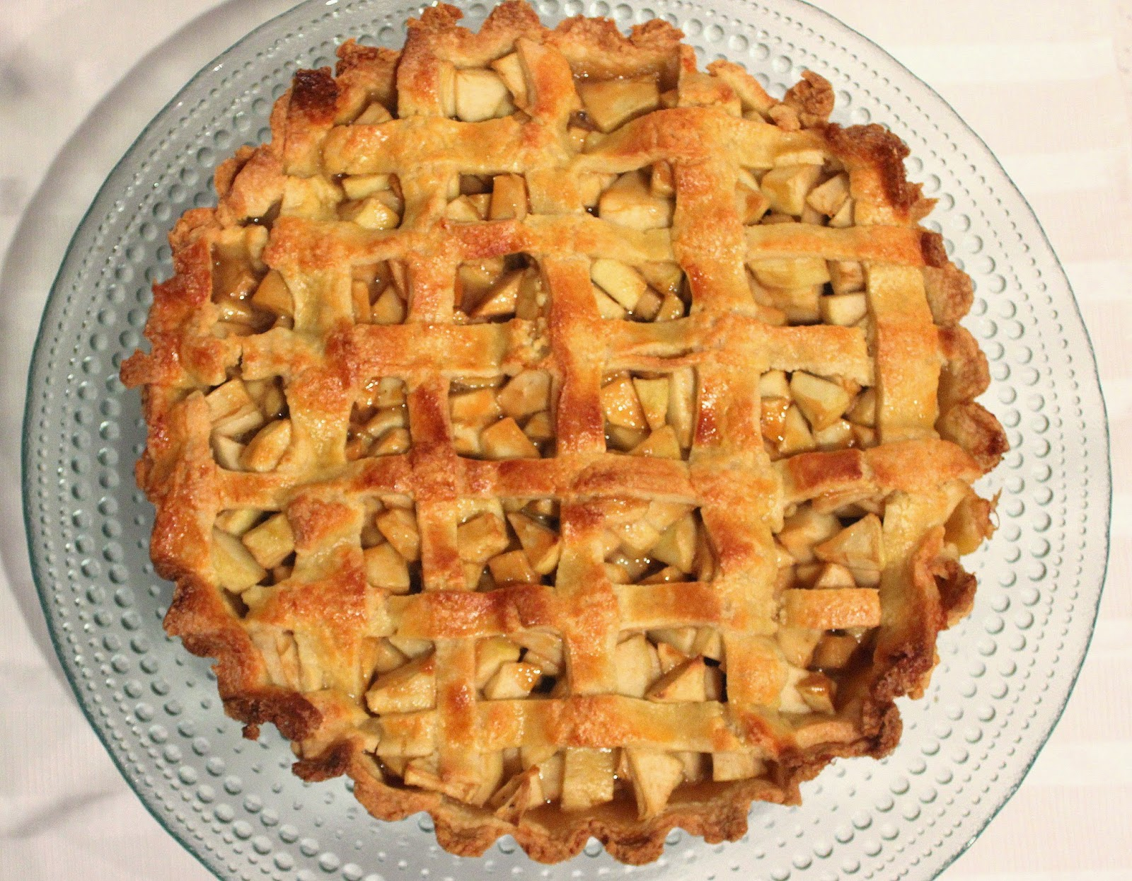 PicNic: Caramel Apple Pie
