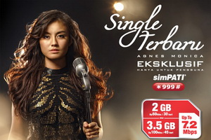 Lirik Lagu Agnes Monica - Muda (Le O Le O) - Exclusive from simPATI