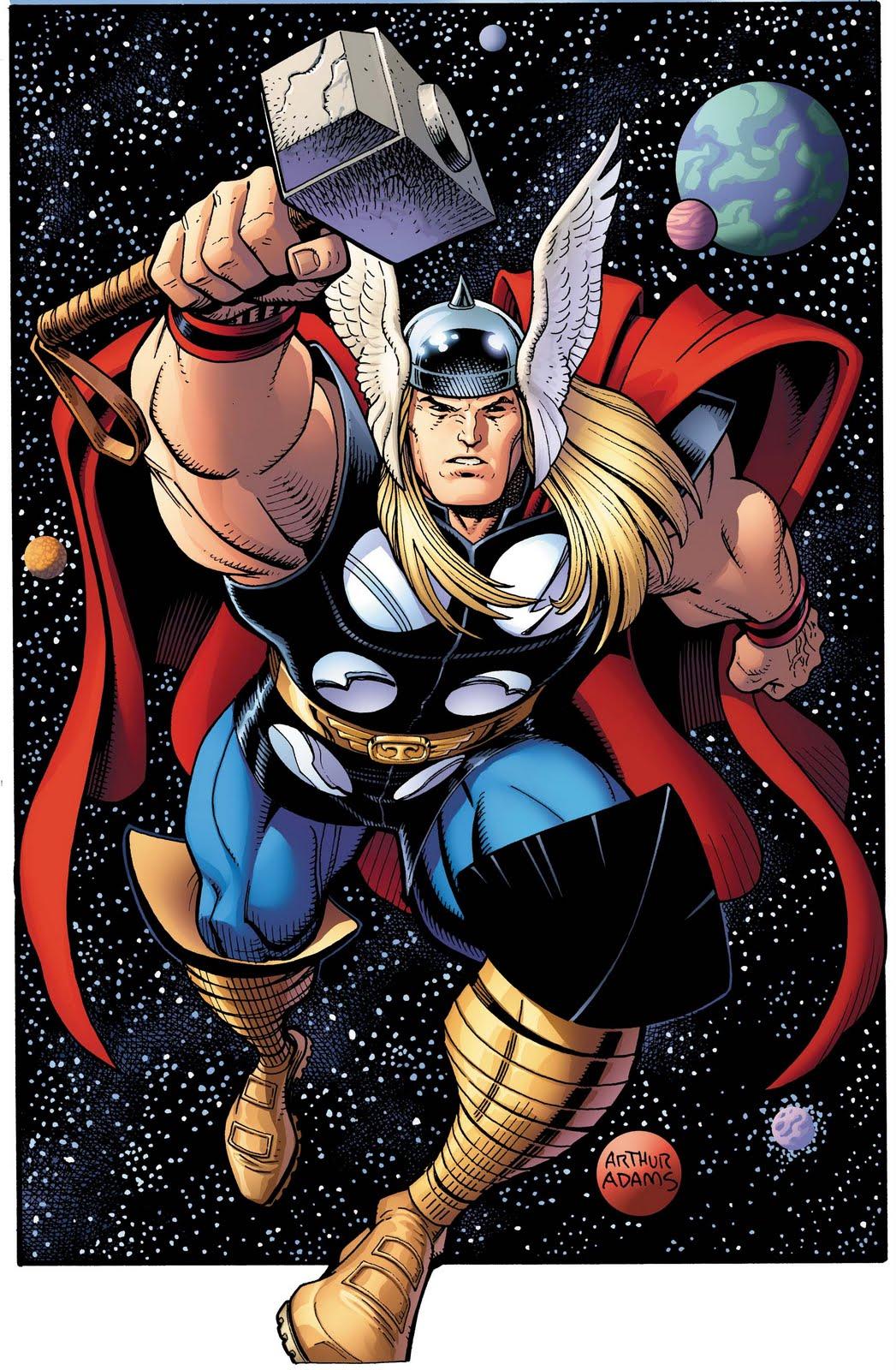 Galería de Portadores del Mjolnir - Thor Clasico
