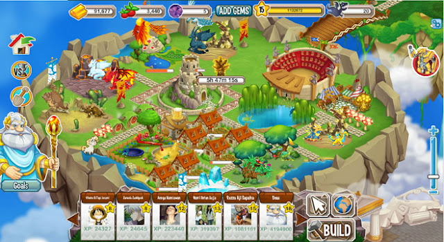 Tips Trik dan Cheat Lengkap Dragon City