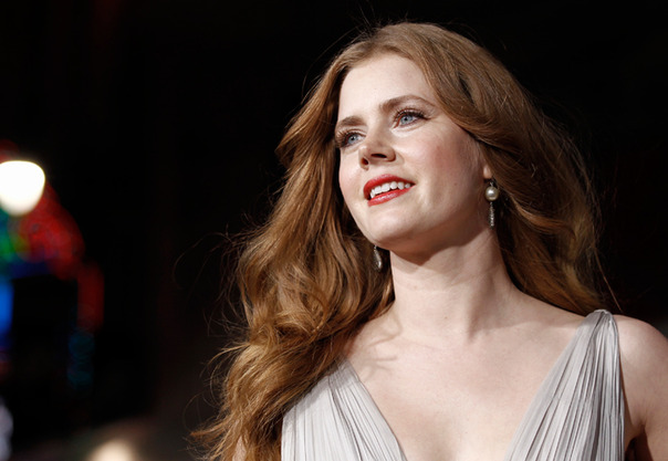 Amy Adams Hairstyles 2011