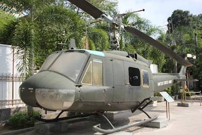 Helicopter UH - 1H Vietnam