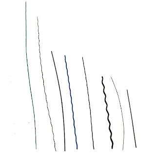 毛刷各種不同型式毛料比較