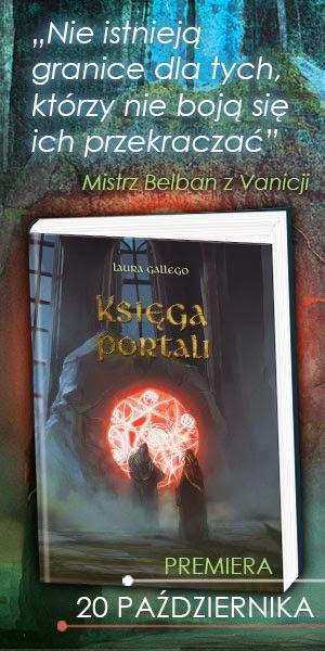 Już niebawem nowa książka Laury Gallego