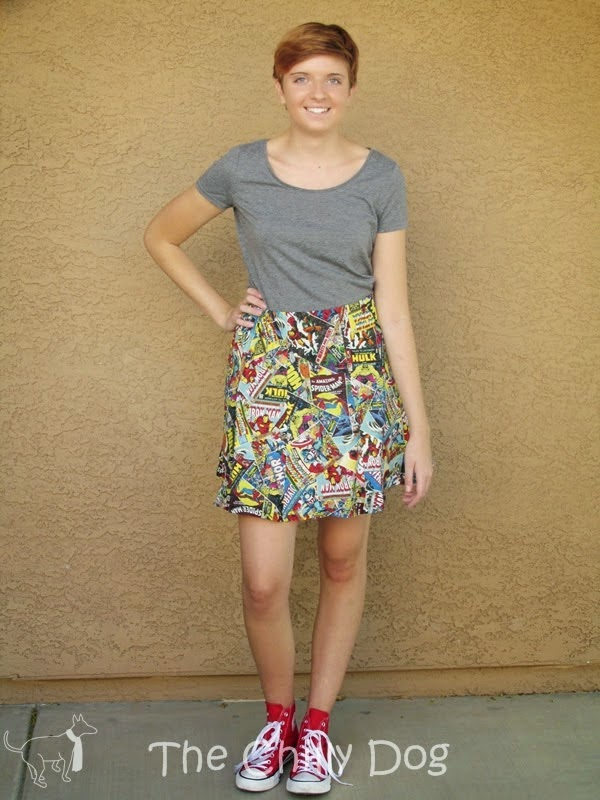 http://www.thechillydog.com/2014/04/sewing-tutorial-custom-flared-skirt.html