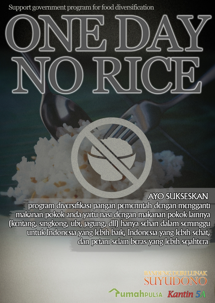 Soal Selasa Tanpa Nasi itu