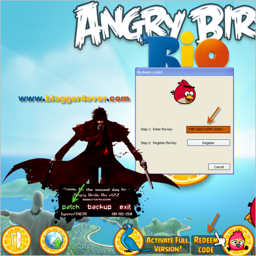 Angry birds rio v122 redeem code serial key pc version the947 angry birds rio patch crack serial key full pc version thecheapjerseys Images