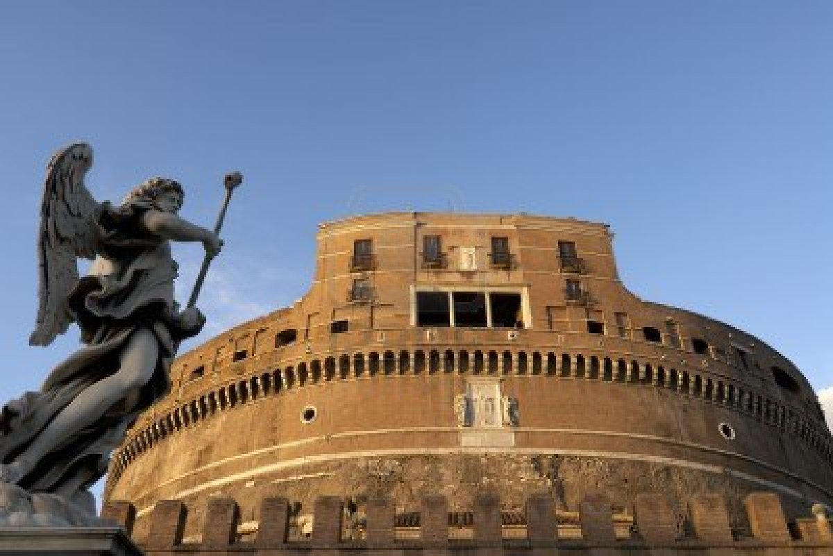 Castel St Angelo: visite guidate x bambini Roma 29/09/2013