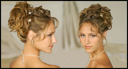 Latest easy updos for thin hair hairstyles hair cuts colors curly updos curly updo hairstyle pmusecretfo Image collections