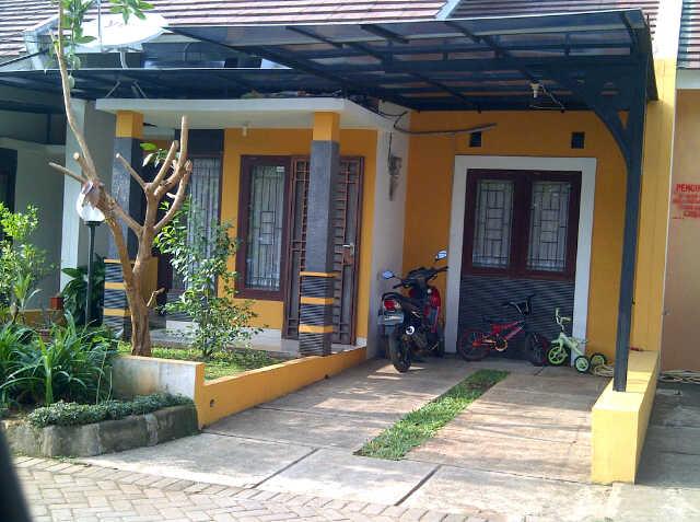 Jual Rumah Minimalis Bebas Banjir  - Bekasi - Jawa Barat - Real Estat, Rumah-Apartemen Dijual