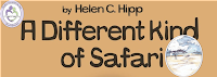 A DIFFERENT KIND OF SAFARI Book Blast & Giveaway