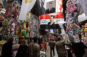 Israel akan merampas Syria, bila Bashar al-Assad jatuh