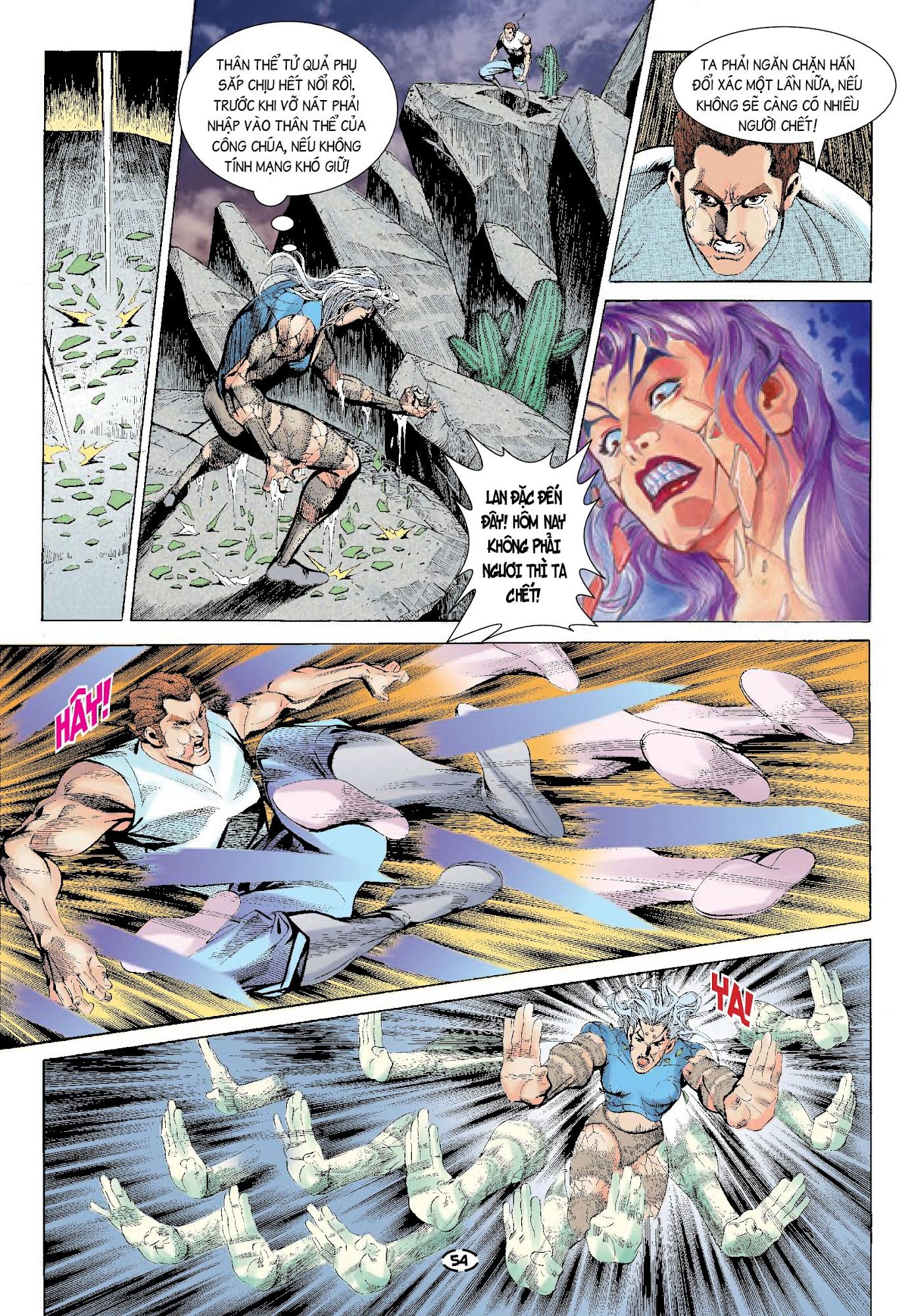 Đại Kiếm Sư Chap 32 - Trang 18