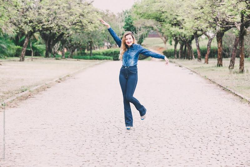 Look All Jeans - Total Jeans | Ally Arruda Blog | Click do Momento Fotografia